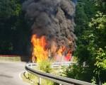Teška saobraćajna nesreća kod Avale ponovo ukazala na alarmantno stanje u vozilima GSP-a