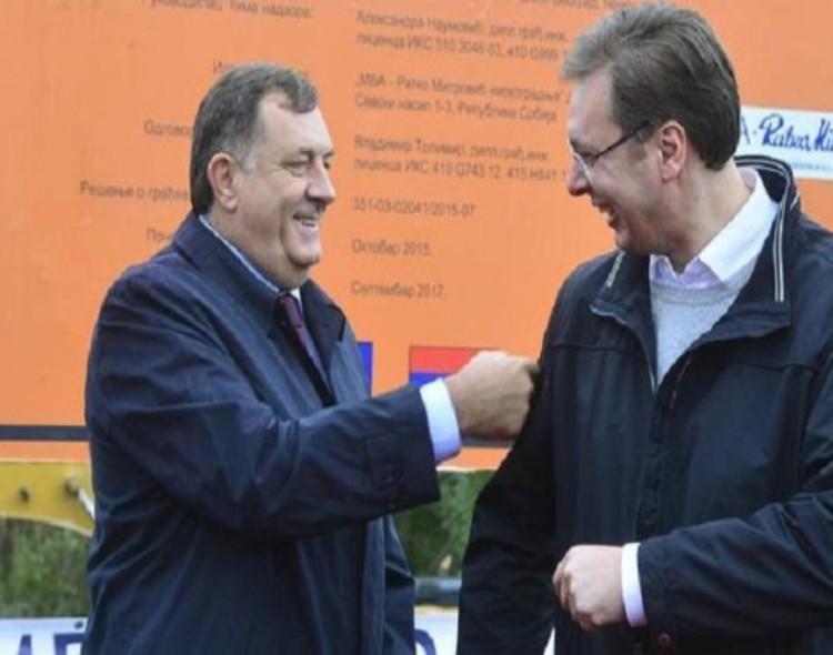 Burazerska ekonomija Vučića i Dodika