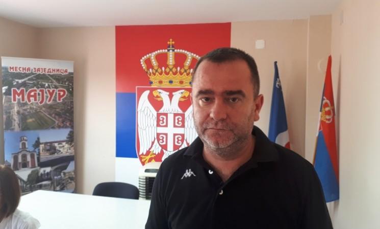 Nova stranka jedini oponent režimu na izborima za Mesnu zajednicu Majur u Šapcu