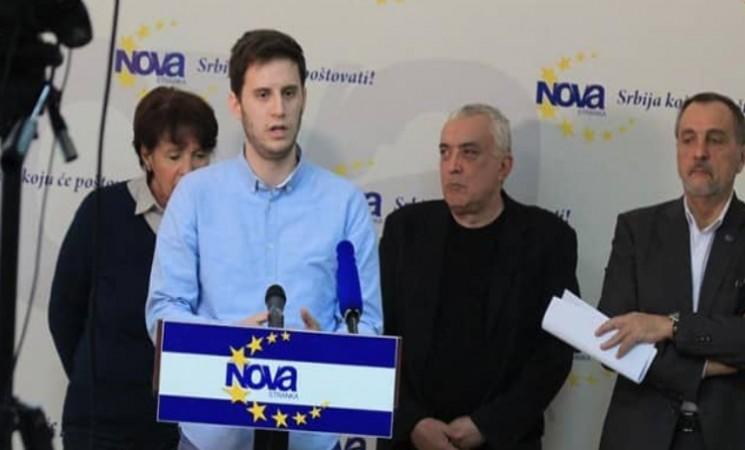 NOVA pozdravlja oslobađajuću presudu predsedniku Foruma mladih Urošu Elekoviću
