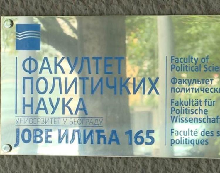 Nova stranka na okruglom stolu na temu izbornih uslova u Srbiji