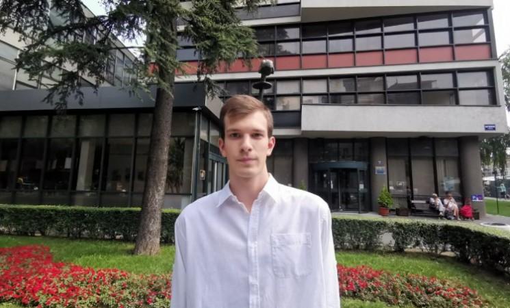 Milovanović: Vesić oteo Sportski centar Vračar svestan da više nikada ovde neće osvojiti vlast