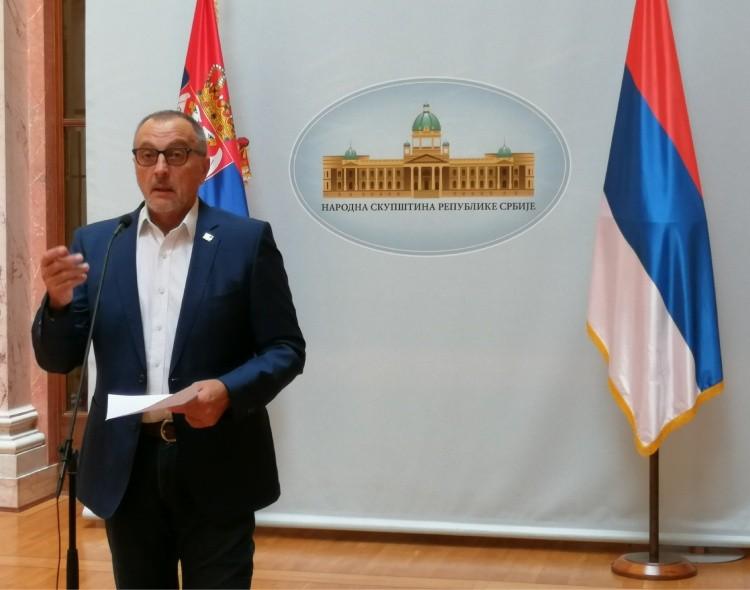 Živković: Poziv na BORBU upućen pre svega građanima Srbije