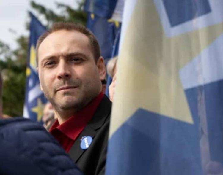 Mladenović: Jedino doslednom borbom možemo doći do konačnog cilja - pobede!