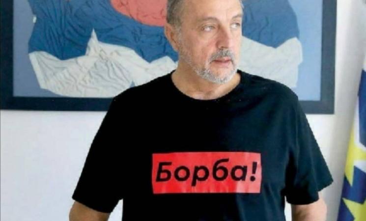 Živković za NIN: Da je više pameti, napravili bismo zajednički front i zadali izborni šamar Vučiću