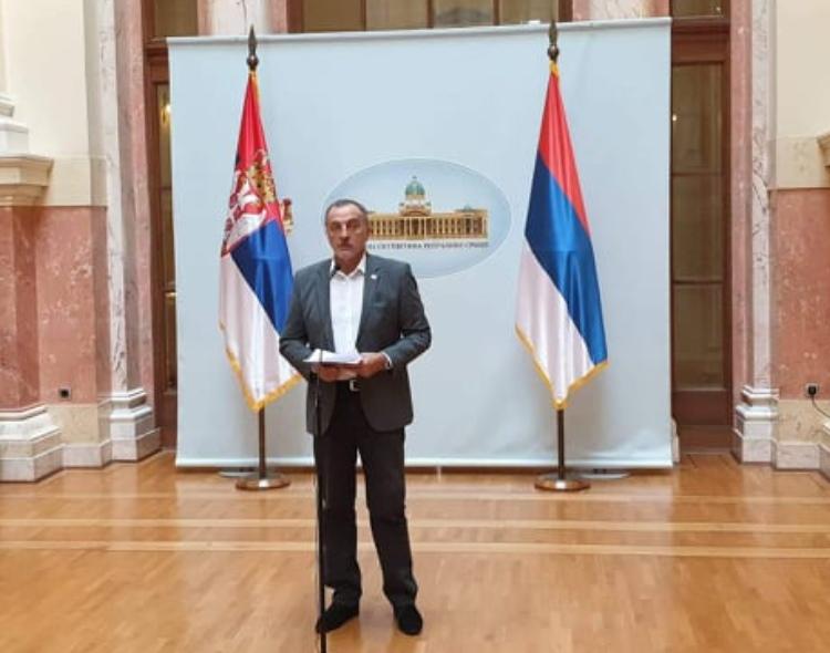 Živković: Ako tužiteljka Dolovac ne reaguje, ja ću podneti krivične prijave protiv Aleksandra Vučića