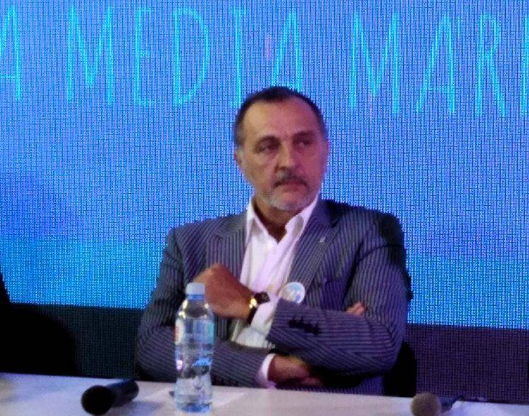 Živković na Sajmu medija: Bolesna i kriminalna vlast zahteva da izađemo na megdan