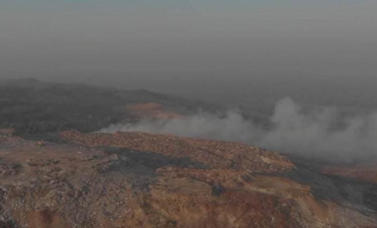 NOVA Beograd zahteva od nadležnih da saopšte pravu istinu o požaru na deponiji u Vinči