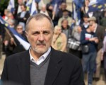 Živković ispred Parlamenta: Bojkot kao opcija za kraj, ali prvo - dosledna BORBA za izborne uslove