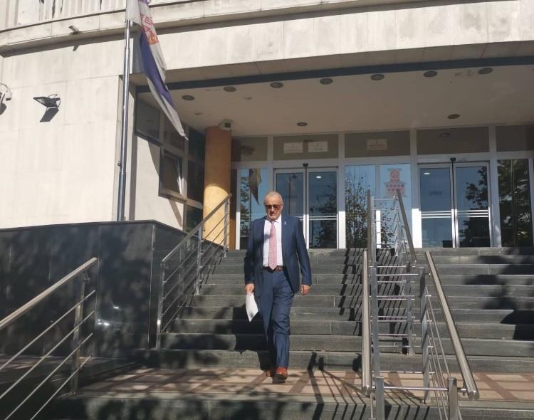 """Živković podneo krivičnu prijavu protiv Vučića i Stefanovića zbog afere """"Krušik"""""""