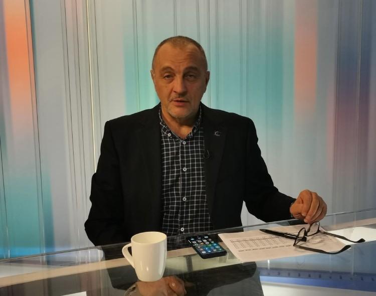 Živković u Pravom uglu: U Srbiji imamo vlast permanentnih laži i ludila