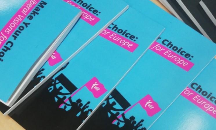 Tekst člana Foruma mladih Nove stranke Marka Živkovića u publikaciji ELF-a i LYMEC-a