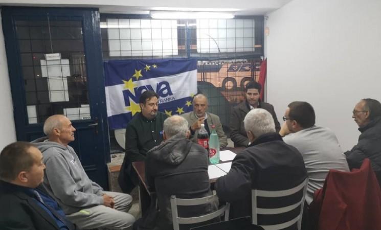 Formiran Gradski odbor Nove stranke Požarevac, zajedno u borbu za bolje sutra