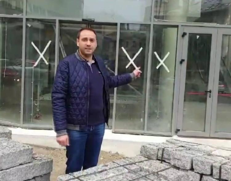 Mladenović: Da li palilulska pijaca ne radi zato što su Vesić i Jovičić zaboravili trafostanicu?