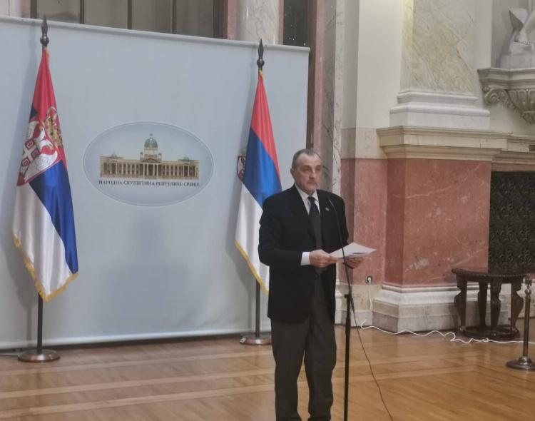 Živković: Vučić da objasni građanima zašto Srbiji preti agresija NATO pakta
