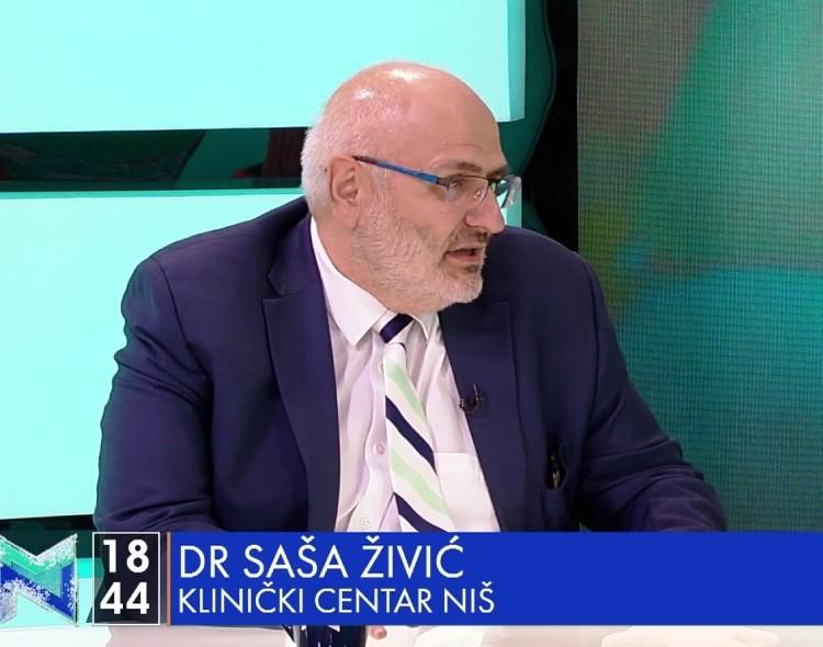 Živić za NOVU S o urušenom zdravstvu: Srbiju uskoro neće imati ko da leči