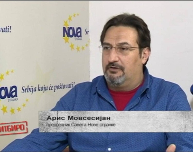 Movsesijan za RTV: Vreme je da opozicija zajedno nastavi borbu za izborne uslove