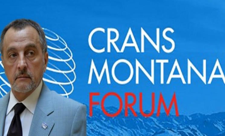 Lider Nove stranke Zoran Živković dobio poziv za učešće na Crans Montana forumu u Maroku