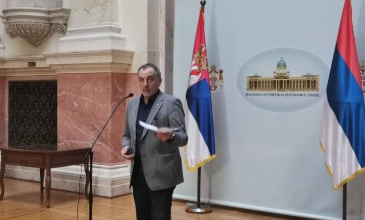 Živković: Vučić bi da postane sultan Srbije, borbom moramo iskoreniti ovo zlo