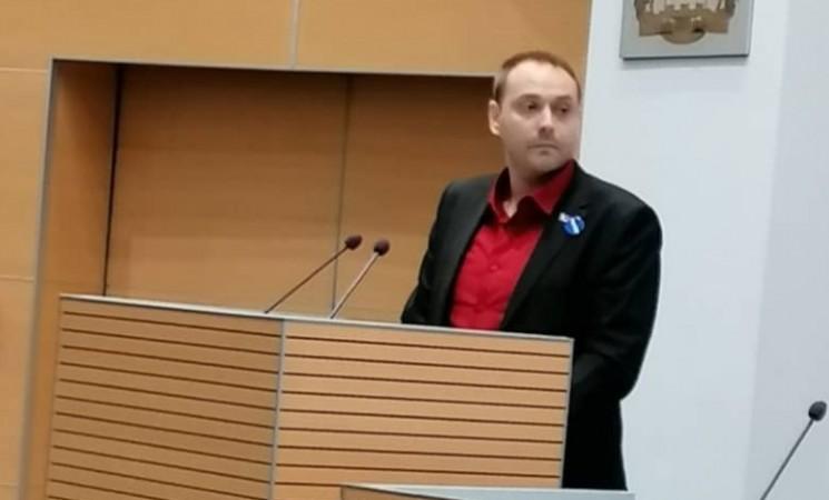 Mladenović: Zatvaranjem Karađorđeve ulice režim usmerava sve autobuse na strog centar grada