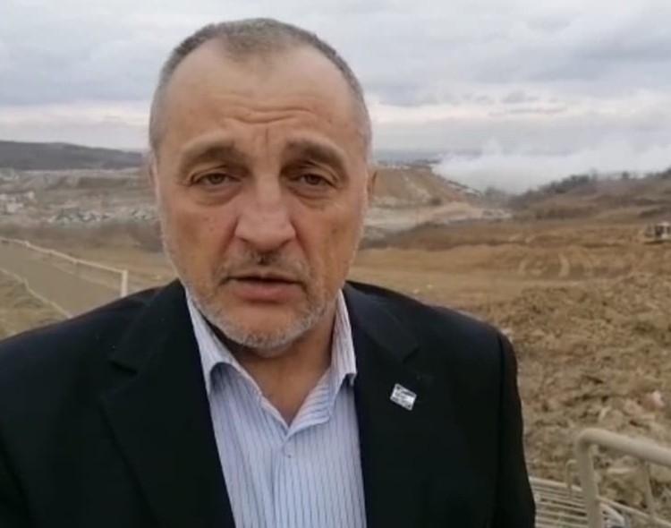 Živković ukazao na požar na deponiji u Vinči: Ovo ne zaslužuju naša deca, zato borba!