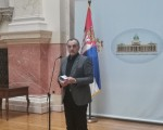 Živković u Parlamentu: Od zla se ne beži, protiv njega se bori