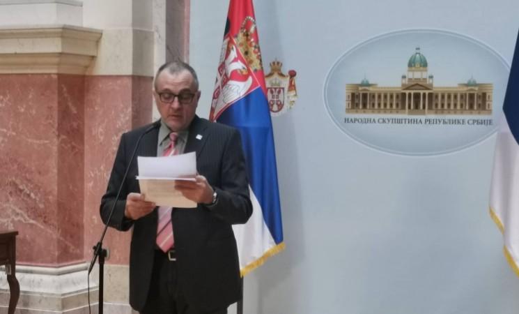 Živković: Građani i opozicija da borbom zajedno spreče Vučića da i dalje uništava Srbiju