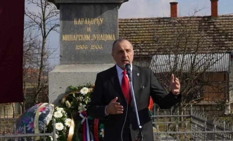Živković u Šapcu: Sećajući se srpskih heroja, i danas se borimo za Srbiju koju će poštovati!