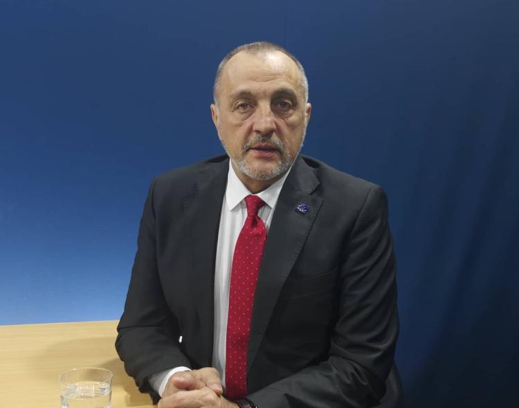 Živković za TV Šabac: Borbom moramo da vratimo Srbiju na put Zorana Đinđića