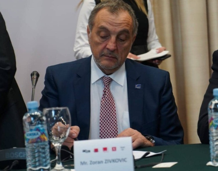 Živković na samitu u Skoplju: Zlo 90-tih ponovo je snažno, zato svi moramo da se borimo!