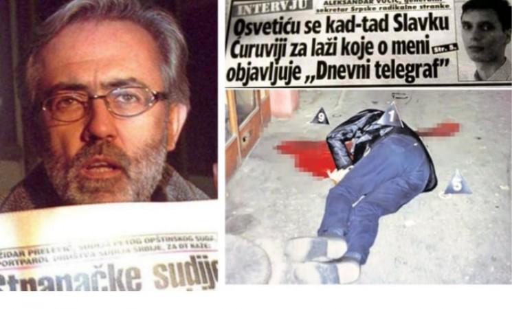 Medijsko nebo Srbije u istim okovima kao pre 21 godinu kada je ubijen Ćuruvija