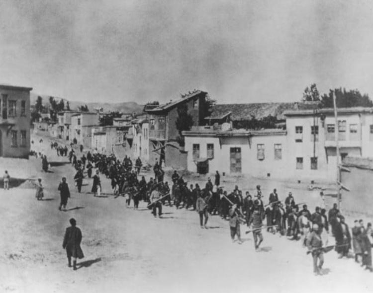 genocid nad jermenima