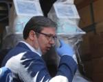 Odakle Vučiću 900.000 evra za 3 respiratora koja poklanja Italiji?