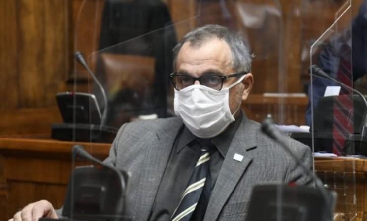 Živković: Režim drži građane kao taoce vanrednog stanja, a imamo najviše zaraženih u regionu