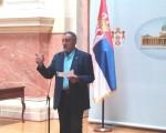 Živković u Skupštini: Bojkot je dogma, Vučića možemo srušiti samo borbom