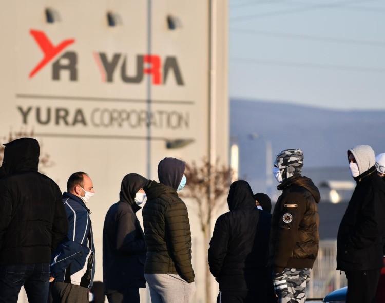 Vučić ignorisao apele za pomoć radnicima, a danas Jura glavno žarište