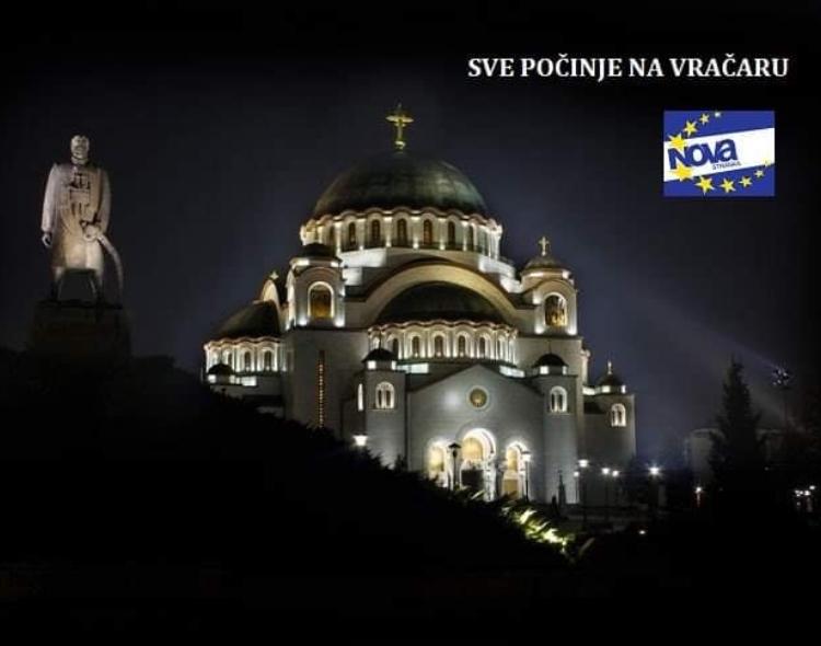 Proglašena lista Oslobodimo Vračar - Vračarci, 21. juna zaokružite broj 7!