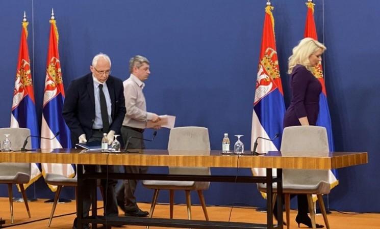NOVA zahteva momentalnu ostavku Vučića i celokupnog Kriznog štaba zbog lažiranja podataka