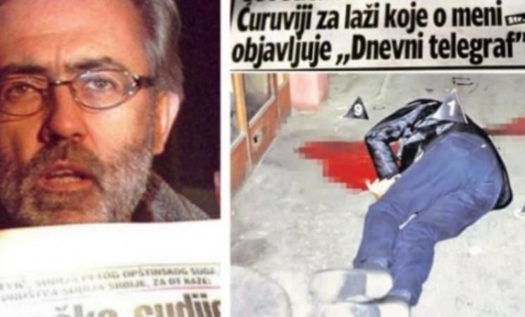 Živković: Sramno poništena presuda za ubistvo Ćuruvije je produžena osveta Aleksandra Vučića