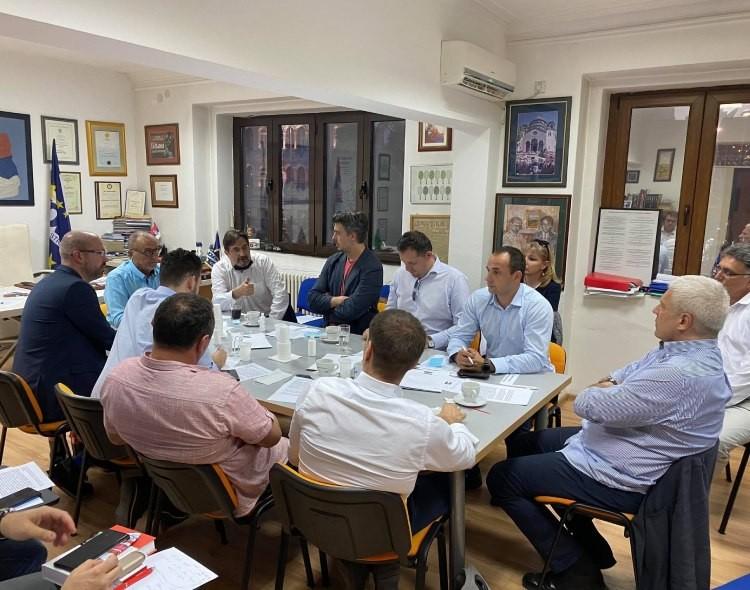 Opozicija na drugom sastanku saglasna: Zajedničkom borbom do rezultata u borbi protiv režima