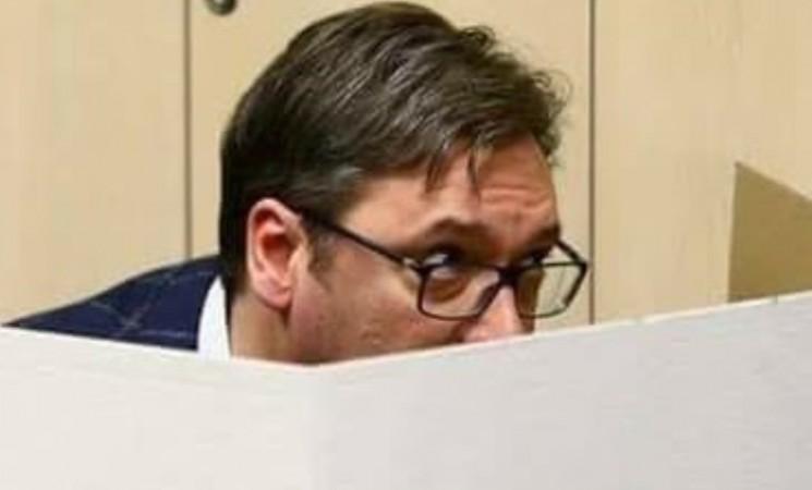 Srbija pod Vučićevim režimom odavno u raljama autokratije