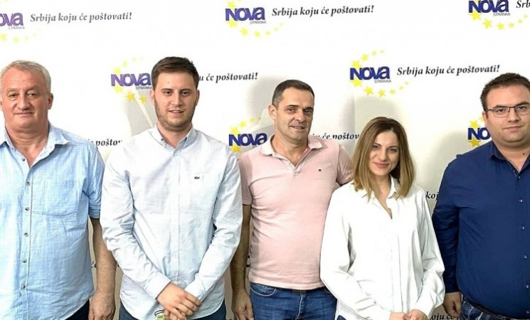 Gradski odbor Nove stranke Beograd izabrao novo rukovodstvo