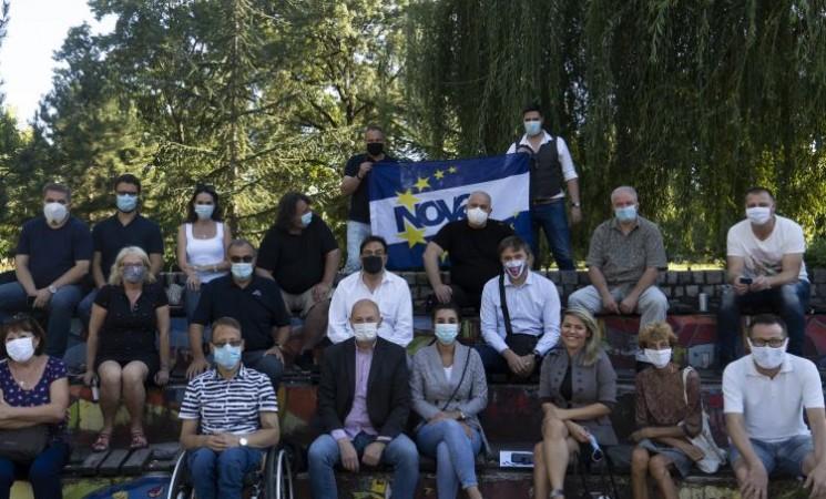 Održana Izborna konferencija Gradskog odbora Nove stranke Niš