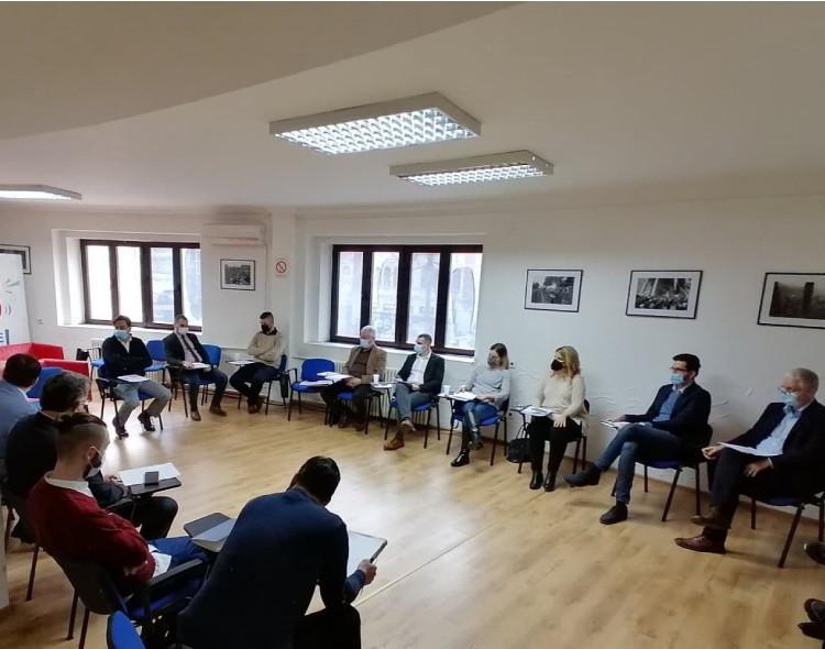 Opozicija uskoro pred građane sa platformom o izbornim uslovima