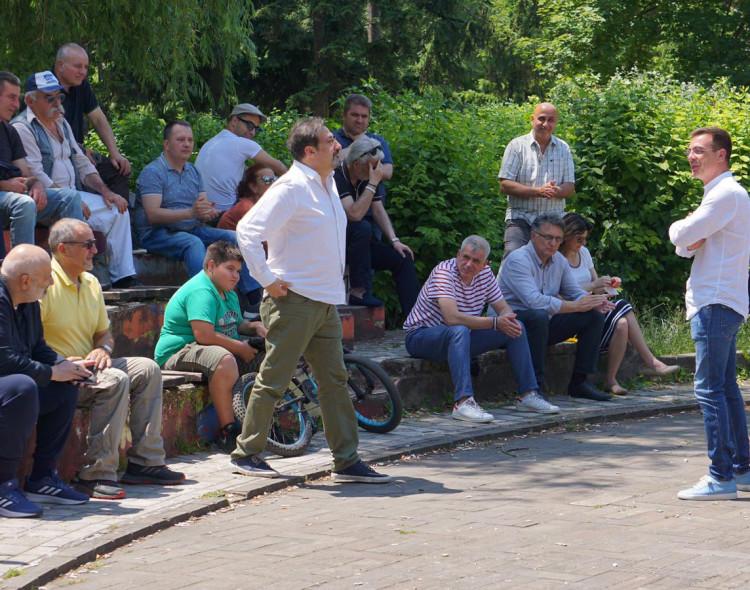 Održan sastanak NOVE i KLIP-a sa članovima NOVE iz Jugoistočne Srbije