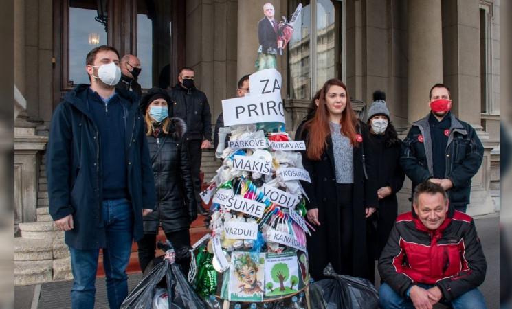 Forum mladih Nove osuđuje presudu protiv Sofije Nedeljković